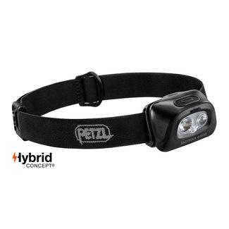 Petzl Tactikka+RGB Headlamp Blk