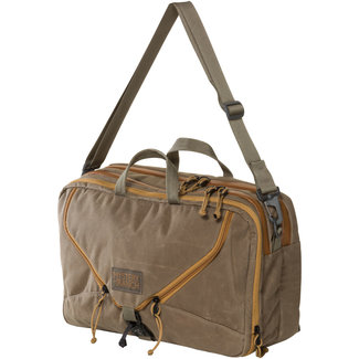 Mystery Ranch 3 Way Briefcase Expandable Wood Waxed OS