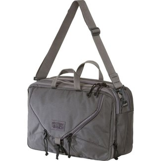 Mystery Ranch 3 Way Briefcase Expandable Gravel