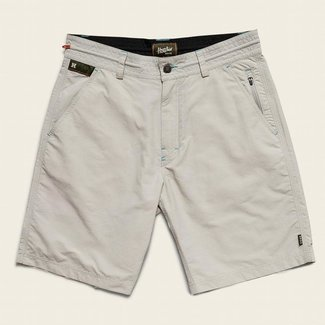 Howler Brothers Horizon Hybrid Short 2.0 Pale Grey