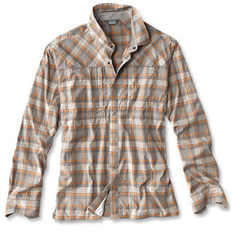 Orvis Pro Stretch LS Men's Gnmtl