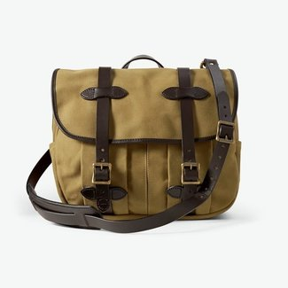 Filson Rugged Twill Field Bag Medium Tan