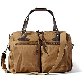 Filson 48 Hour Duffle Bag Dark Tan