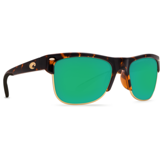 Costa Pawleys Retro Tortoise Green Mir 580G