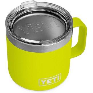 Yeti Rambler 14 oz Mug Chartreuse