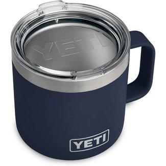Yeti Rambler 14 oz Mug Navy