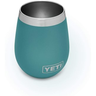 Yeti Rambler 10 oz Wine Tumbler River Green