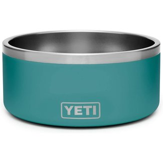 Yeti Boomer 8 Dog Bowl River Green