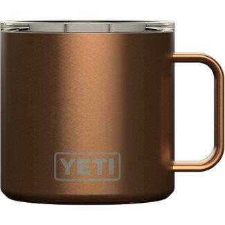 Yeti Rambler 14 oz Mug Copper