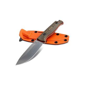 Benchmade 15002-1 Saddle MTN Skinner FB Richlite