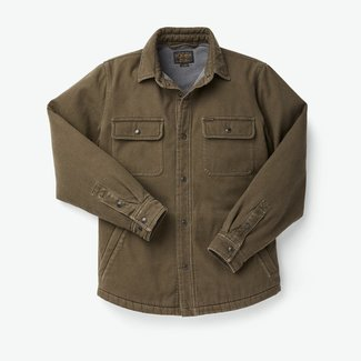 Filson Fleece Lined Jac-Shirt