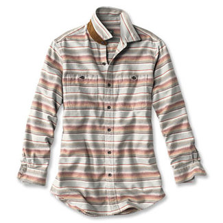 Orvis Big Timber Flannel Shirt