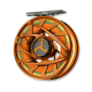Orvis Mirage LT III Orange