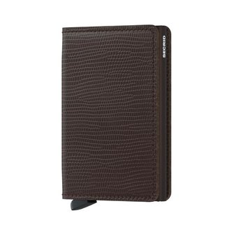 Secrid Slimwallet Rango Brown-Brown