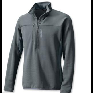 Orvis Pro Men's 1/2 Zip Fleece Turbulance