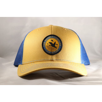 Gadget Co. Flying Duck Patch Biscuit/ True Blue Trucker