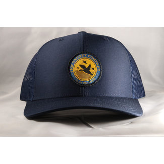 Gadget Co. Flying Duck Patch Navy Trucker