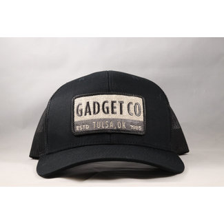 Gadget Co. Explicit Logo Black Trucker