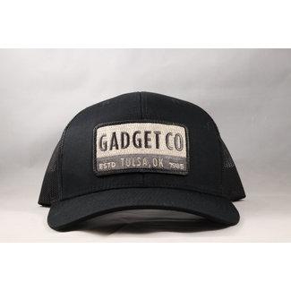 Gadget Co. Explicit Logo Black Trucker