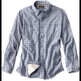 Orvis Plaid Escape Shirt