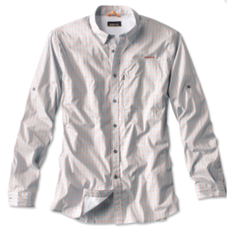 Orvis South Fork L/S Stretch Shirt
