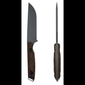 Toor Knives Field 2.0 - Battleship Grey