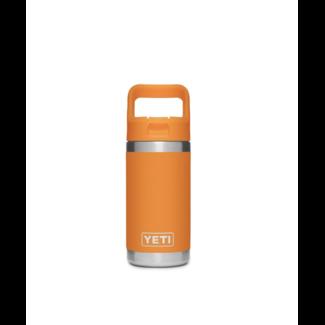 Yeti Rambler Jr 12oz Kids Bottle King Crab Orange