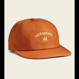 Howler Brothers Strapback - Hermanos : Tangerine