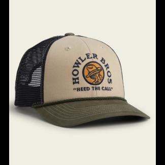 Howler Brothers Standard - El Monito Seal : Khaki/Navy/Rifle