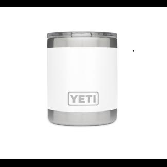 Yeti Rambler 10 oz Lowball MS White