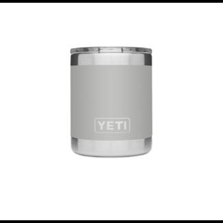 Yeti Rambler 10 oz Lowball MS Granite Gray
