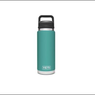 Yeti Rambler 26 oz Bottle w/ Chug Cap Aquifer Blue