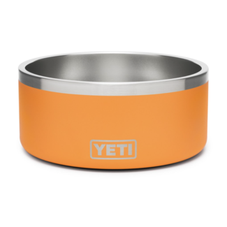 Yeti Boomer 8 Dog Bowl King Crab Orange