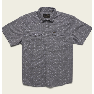 Howler Brothers H Bar B Snap Shirt - Little Agave : Night Blue Oxford