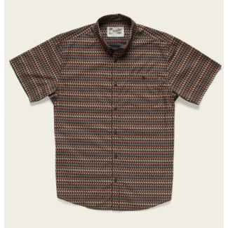 Howler Brothers Mansfield Shirt - Illusion : Antique Black