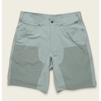 Howler Brothers Waterman's Work Short - Faded Olive