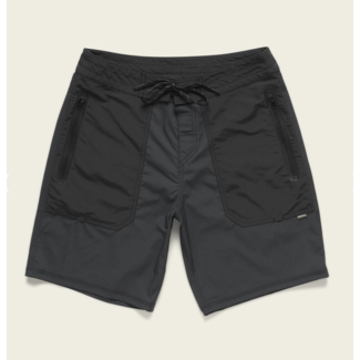 Howler Brothers Daily Grind Boardshorts - Antique Black