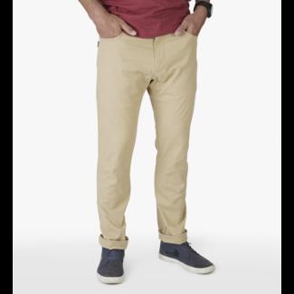 Howler Brothers Frontside 5-Pocket Pant - Deep Khaki