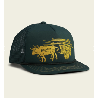 Howler Brothers Snapback - Ox Cart : Pine Green