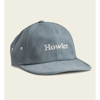 Howler Brothers Strapback - Howler Cooper : Slate Blue