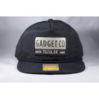 Gadget Co. Explicit Logo Black Rope Hat