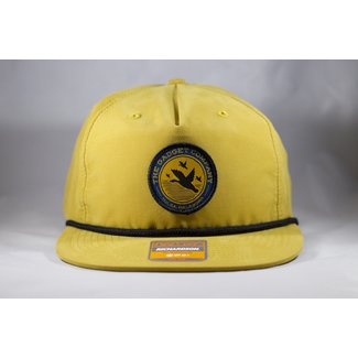 Gadget Co. Flying Duck Patch Biscuit Rope Hat
