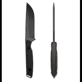 Toor Knives Field 2.0 - Shadow Black