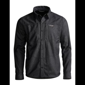 Sitka Highland Overshirt Sitka Black