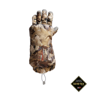 Sitka Callers Glove (Left) Optifade Waterfowl Large