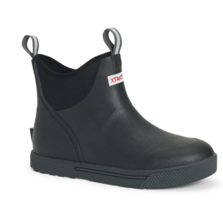 XtraTuff Wheelhouse Deck Boot Black