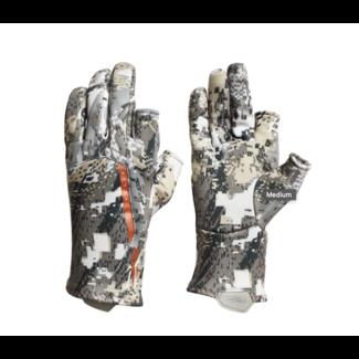 Sitka Fanatic Glove Optifade Elevated II Large
