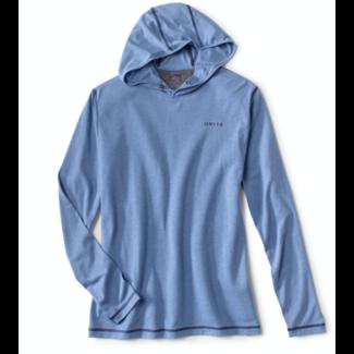 Orvis Drirelease Pullover Hoodie Bright Cobalt
