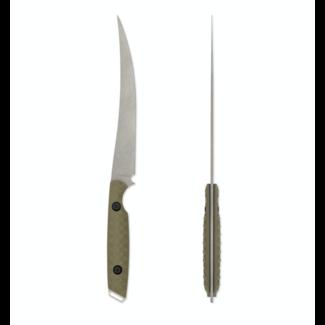 Toor Knives Avalon - Kraken Green