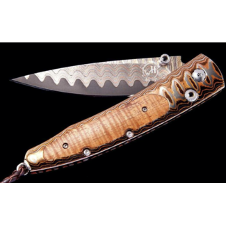 William Henry Knives B10 Arago